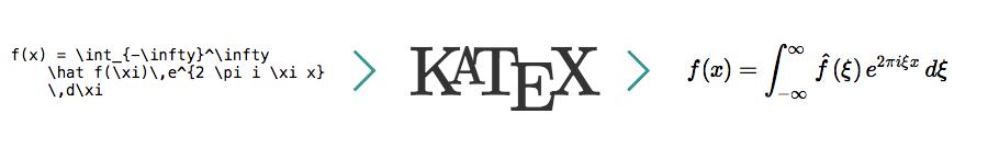 KaTeX